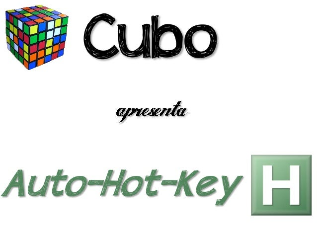 CuboAuto-Hot-Key