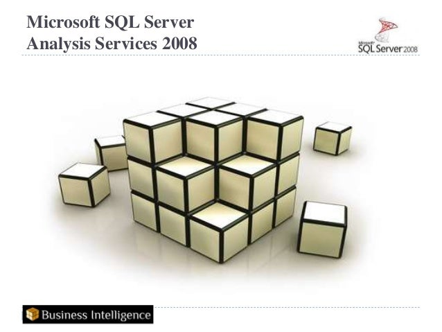 Microsoft SQL Server Analysis Services 2008