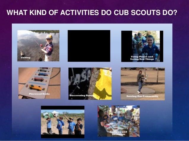 AZ Cub Scout Pack 531 intro presentation show - www
