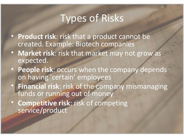 Business Plan Risks Challenges - Biotech business plan template