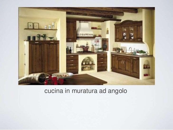 Disegno cucine in muratura ad angolo moderne - Cucine in muratura ad angolo ...