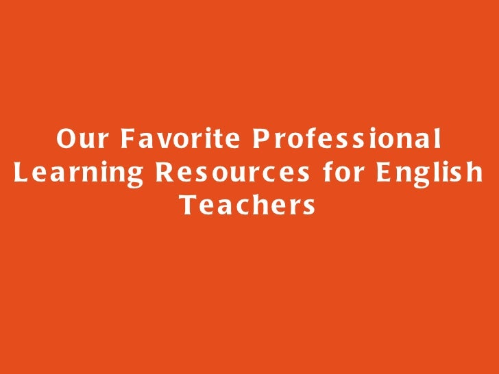 how to teach english language arts