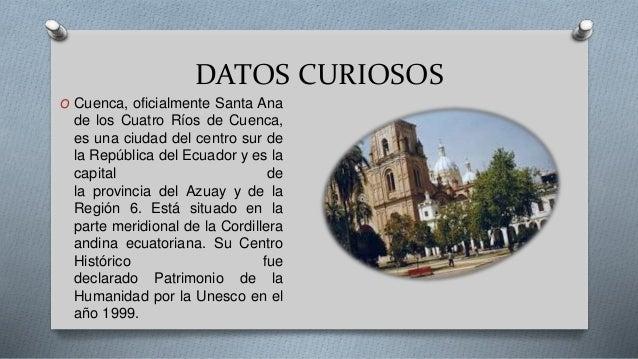Cuenca Slide 2