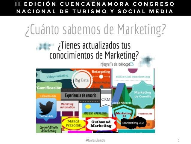 ¿Cuánto sabemos de Marketing? #CuencaEnamora 5