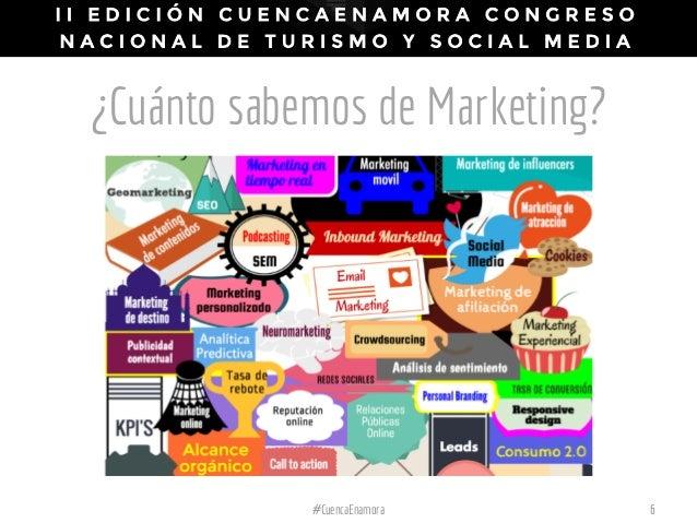 ¿Cuánto sabemos de Marketing? #CuencaEnamora 6