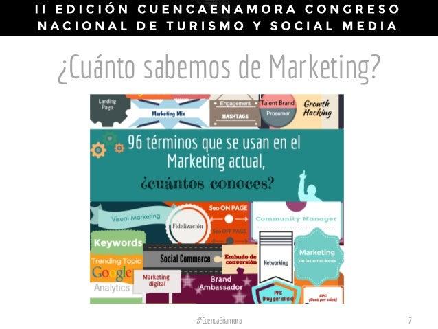 ¿Cuánto sabemos de Marketing? #CuencaEnamora 7