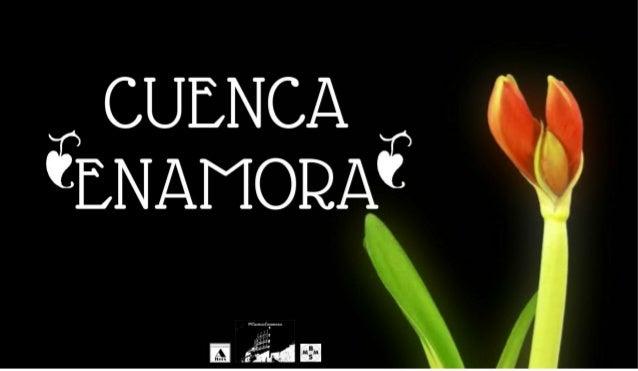 Cuencaenamora 2015 Presentación FITUR