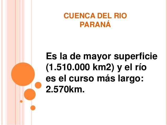 """SU DESEMBOCADURA EN EL  RIO PARANÁ  Al desembocar en el Paraná,  el Río Paraguay produce un  """"remanso"""", ocasionado por el..."""