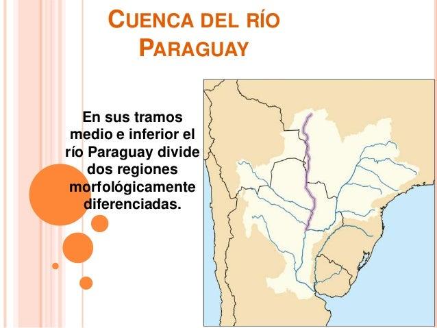 EL ABANICO DELTAICO  Se extiende hasta la  desembocadura en el  Paraguay, desangrando parte  del caudal hacia el río Negro...