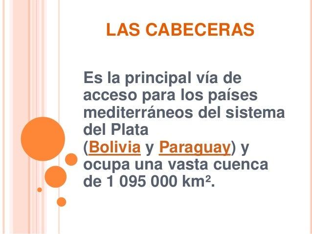 RIO BERMEJO  Desde Bolivia el Bermejo lleva la  frontera internacional. Ya en territorio  argentino recibe varios tributar...