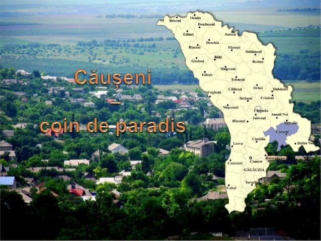 Situé à la croisée des chemins, avec tout ce qui est plus beau et plus précieux, Căușeni est et restera «La Porte de la Be...