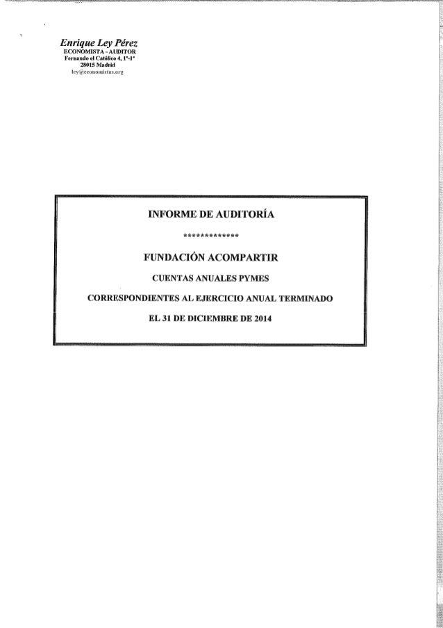 "l Í  Enrzq ue Ley Perez  ECONOMISTA — AUDITOR  Fernando el Católico 4, l""-l'  28015 Madrid ley-{Ïaecolnzvktpjstnmrrg      ..."