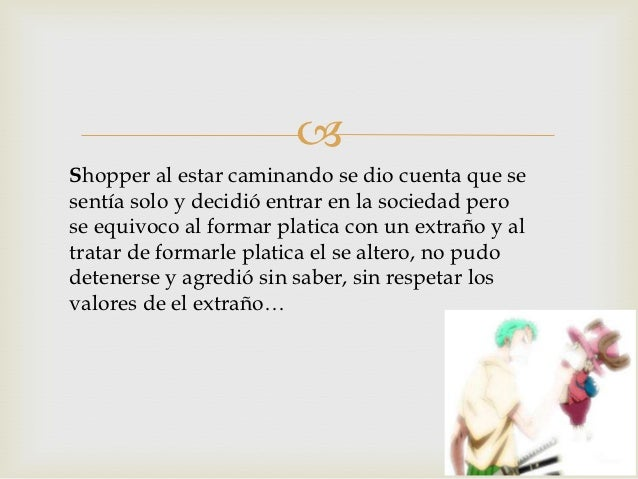 Shopper al estar caminando se dio cuenta que sesentía solo y decidió entrar en la sociedad perose equivoco al formar plat...