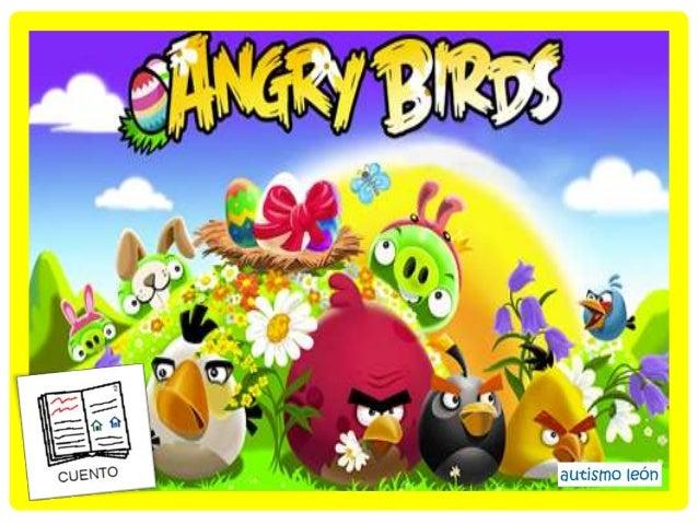 ES UN DIA SOLEADO EN LA CIUDAD DE LOS ANGRY BIRDS