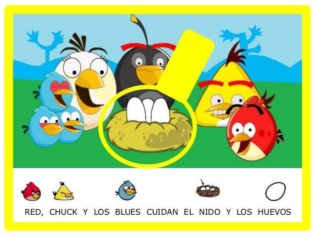 Cuento adaptado Angry Birds Slide 3