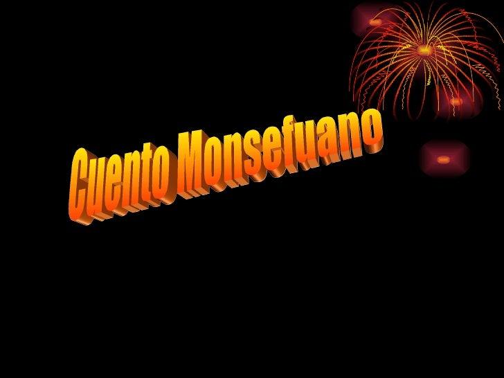 Cuento Monsefuano