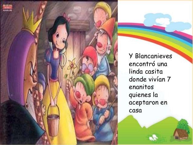 Cuento de blancanieves - Blancanieves youtube cuento ...