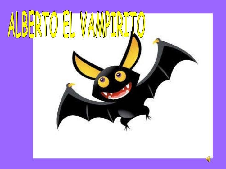 ALBERTO EL VAMPIRITO