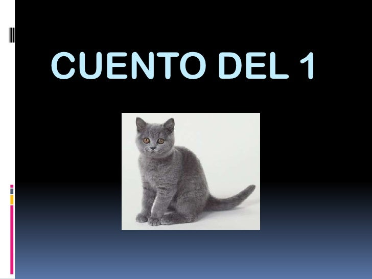 CUENTO DEL 1<br />