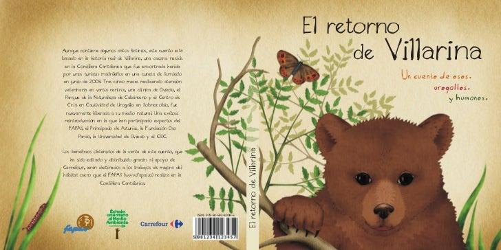 Cuento 39 el retorno de villarina 39 fapas for Valla infantil carrefour