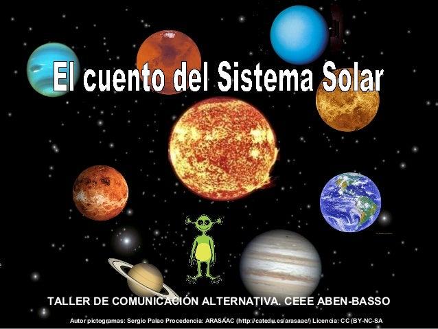 TALLER DE COMUNICACIÓN ALTERNATIVA. CEEE ABEN-BASSO  Autor pictogramas: Sergio Palao Procedencia: ARASAAC (http://catedu.e...
