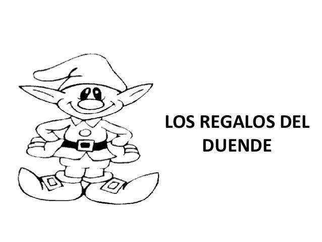 LOS REGALOS DEL DUENDE