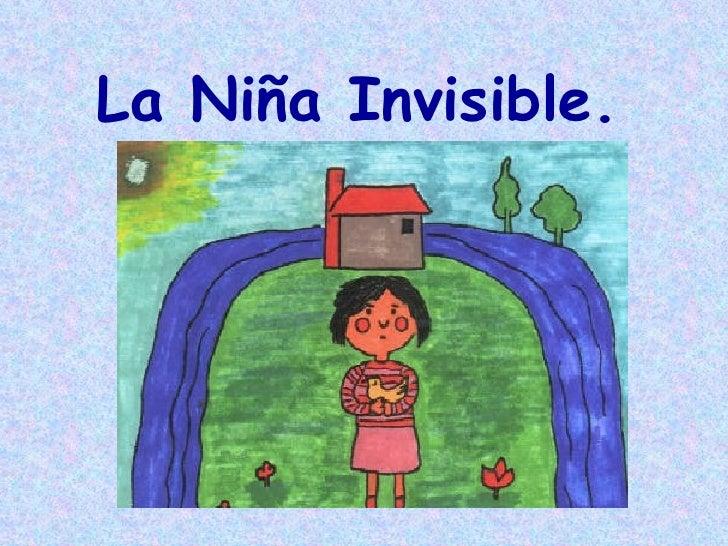 Cuento La Niña Invisible