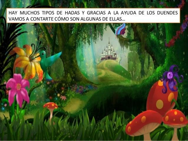 Cuento Las Hadas Y Los Duendes Del Bosque Mágico