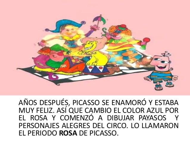 PICASSO' cuento para niños