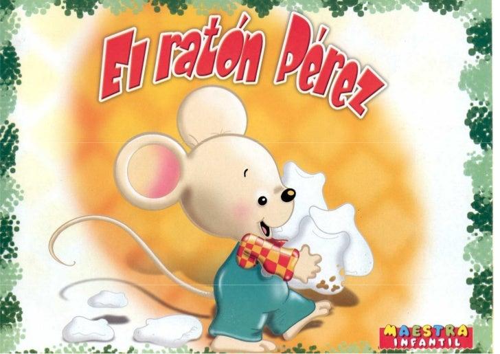Cuento Ratón Pérez