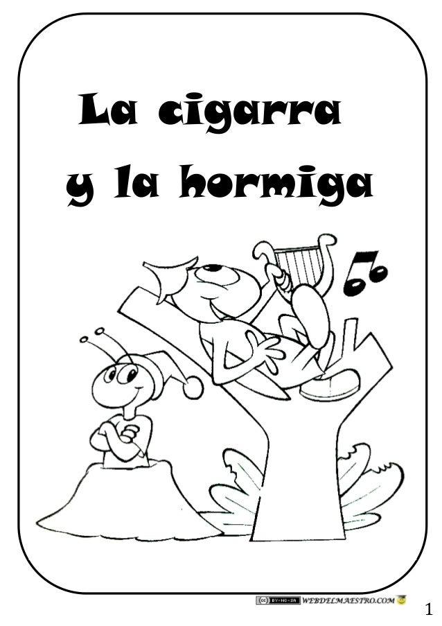 La-cigarra-y-la-hormiga