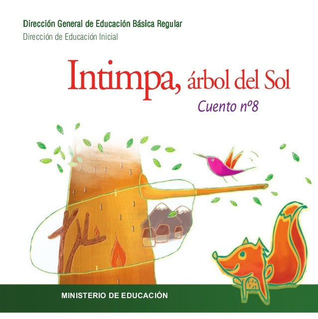 Cuentos 08 castellano for Ministerio del interior educacion