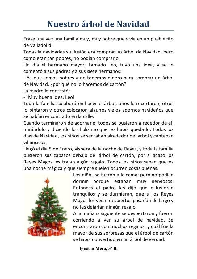 Cuentos de navidad 2013 - Cuento del arbol de navidad ...