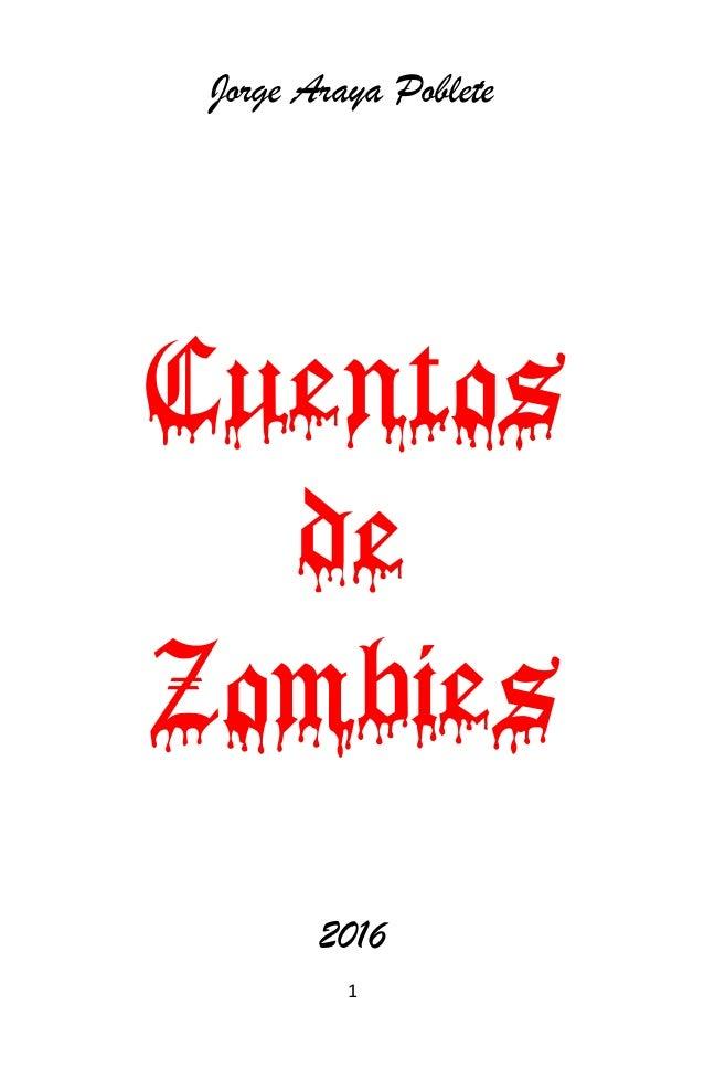 Cuentos de zombies b3c2a817510