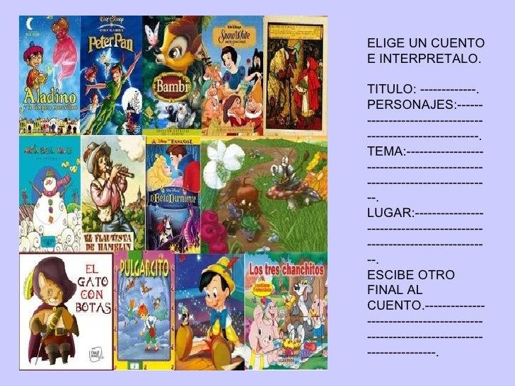 libros infantiles por temas