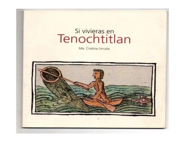 Cuento tenochtitlan