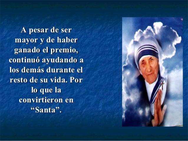 Santa Teresa De Calcutá Frases Df13 Ivango