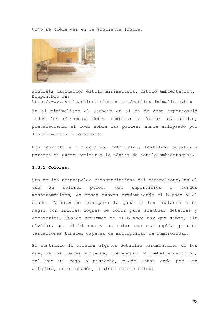 El uso y el abuso del minimalismo en el dise o de interiores for Minimalismo caracteristicas
