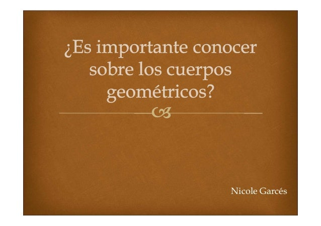 Nicole Garcés