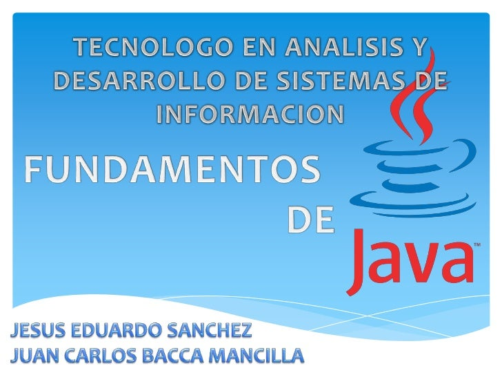 1. Qué es java?R/= Java es un lenguaje deprogramación y la primeraplataforma informática creadapor Sun Microsystems en 199...