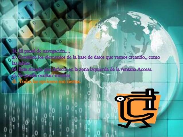 4). Al pulsar archivo > cerrar base de datos….. a). Se cierra la base de datos que hay abierta y luego se cierra Access. b...