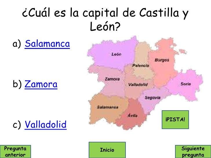 Cuestionario de castilla y le n elisabeth y maria for Oficina turismo castilla y leon