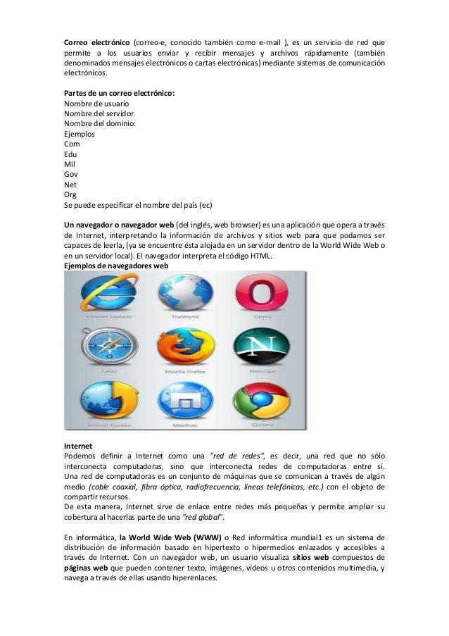 Correo electrónico (correo-e, conocido también como e-mail ), es un servicio de red que permite a los usuarios enviar y re...