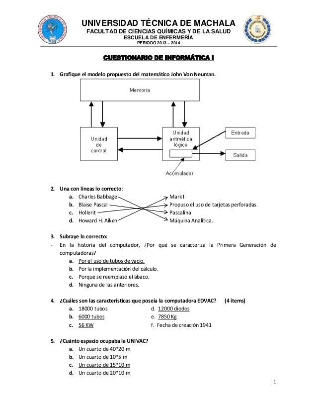 UNIVERSIDAD TÉCNICA DE MACHALA FACULTAD DE CIENCIAS QUÍMICAS Y DE LA SALUD ESCUELA DE ENFERMERÍA PERIODO 2013 – 2014  CUES...