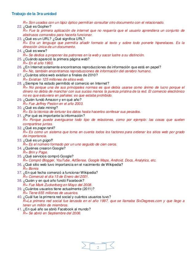 Cuestionario respondido Slide 3