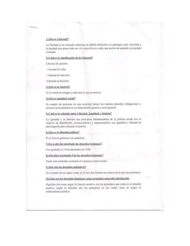 Hflué u Libcrlad?   la libarad es un concepto abstracto dc dificil dclinición;  cu principio,  está vinculndn a la lhculmd q...