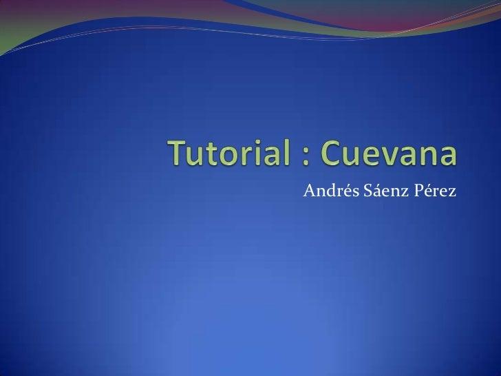 Andrés Sáenz Pérez