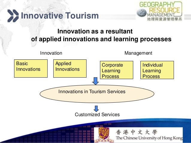 60 Innovations in Tourism