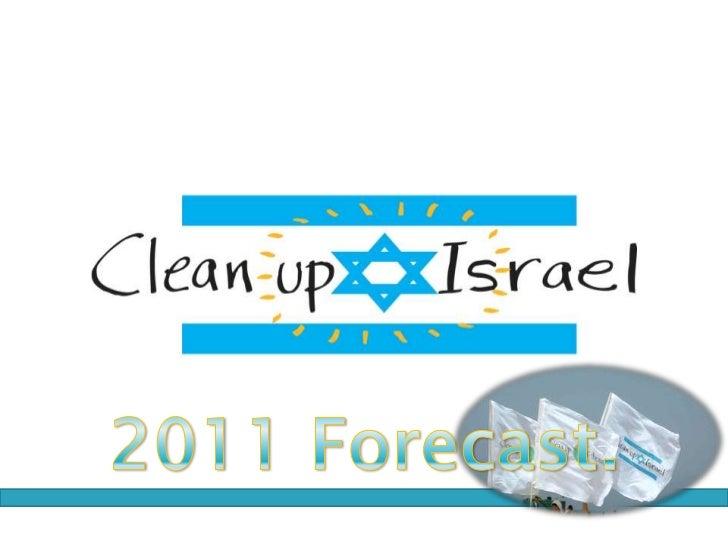 2011 Forecast.<br />