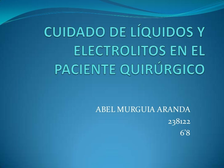 ABEL MURGUIA ARANDA               238122                  6'8
